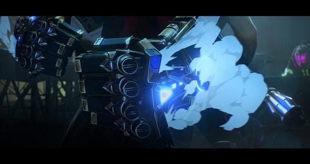 PCオンラインゲーム『リーグ・オブ・レジェンド』初のアニメシリーズ『Arcane(アーケイン)』上坂すみれさん・小林ゆうさんら日本語吹き替え声優を発表! 2021年11月7日よりNetflixで配信決定-7