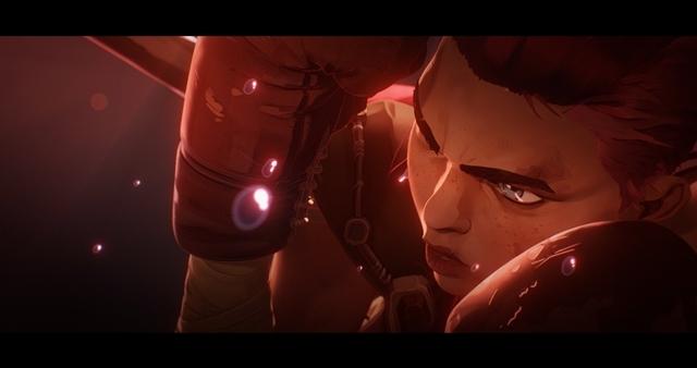 PCオンラインゲーム『リーグ・オブ・レジェンド』初のアニメシリーズ『Arcane(アーケイン)』上坂すみれさん・小林ゆうさんら日本語吹き替え声優を発表! 2021年11月7日よりNetflixで配信決定-8