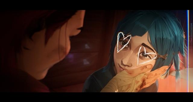 PCオンラインゲーム『リーグ・オブ・レジェンド』初のアニメシリーズ『Arcane(アーケイン)』上坂すみれさん・小林ゆうさんら日本語吹き替え声優を発表! 2021年11月7日よりNetflixで配信決定-13