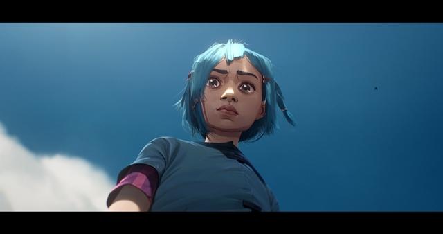 PCオンラインゲーム『リーグ・オブ・レジェンド』初のアニメシリーズ『Arcane(アーケイン)』上坂すみれさん・小林ゆうさんら日本語吹き替え声優を発表! 2021年11月7日よりNetflixで配信決定-33