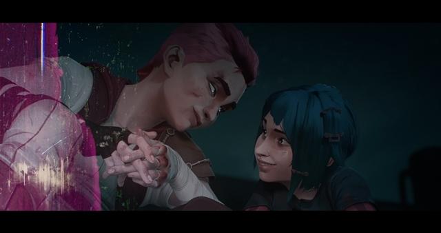 PCオンラインゲーム『リーグ・オブ・レジェンド』初のアニメシリーズ『Arcane(アーケイン)』上坂すみれさん・小林ゆうさんら日本語吹き替え声優を発表! 2021年11月7日よりNetflixで配信決定-39