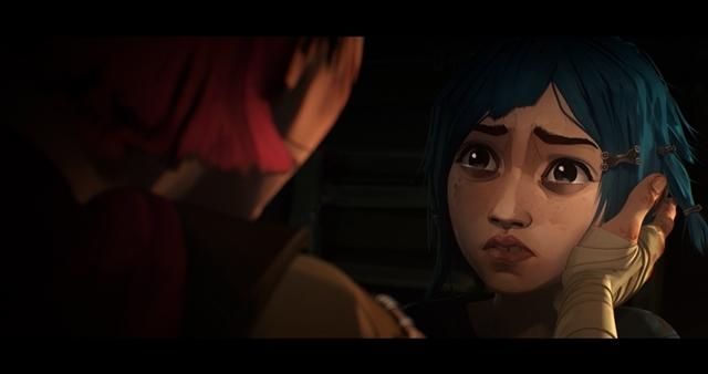 PCオンラインゲーム『リーグ・オブ・レジェンド』初のアニメシリーズ『Arcane(アーケイン)』上坂すみれさん・小林ゆうさんら日本語吹き替え声優を発表! 2021年11月7日よりNetflixで配信決定-40