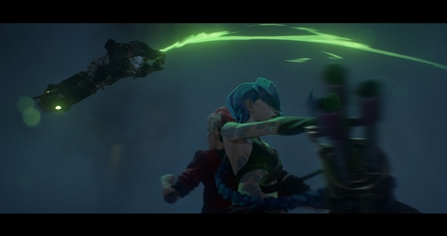 PCオンラインゲーム『リーグ・オブ・レジェンド』初のアニメシリーズ『Arcane(アーケイン)』上坂すみれさん・小林ゆうさんら日本語吹き替え声優を発表! 2021年11月7日よりNetflixで配信決定-43