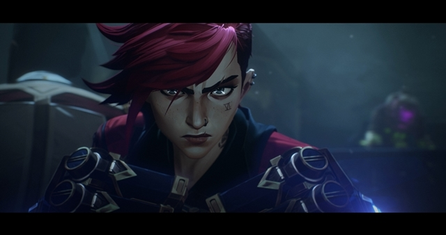 PCオンラインゲーム『リーグ・オブ・レジェンド』初のアニメシリーズ『Arcane(アーケイン)』上坂すみれさん・小林ゆうさんら日本語吹き替え声優を発表! 2021年11月7日よりNetflixで配信決定-51