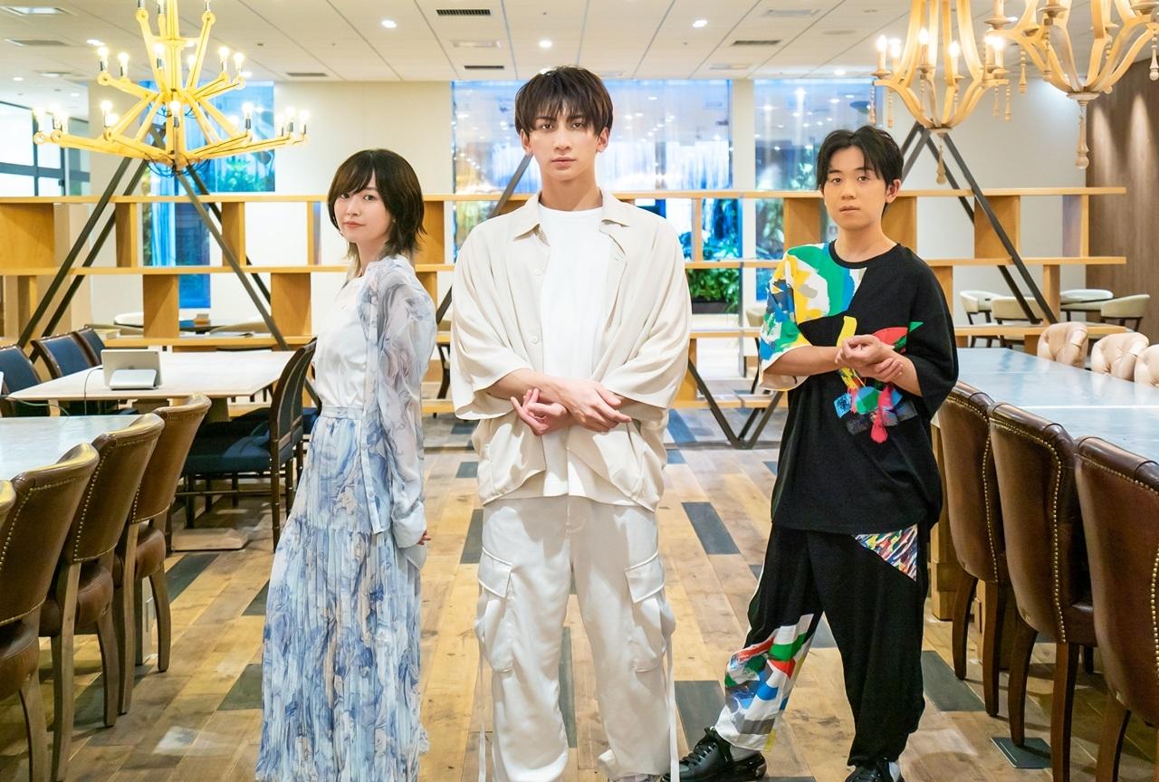 秋アニメ『ブルーピリオド』峯田大夢らメイン声優陣公式インタビュー公開