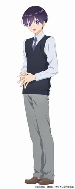 TVアニメ『可愛いだけじゃない式守さん』2022年4月放送決定! 出演声優に大西沙織さん・梅田修一朗さん、コメントも到着-5