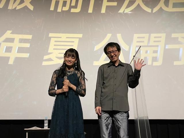 『アイカツプラネット!』劇場版制作決定! サプライズ発表に伊達花彩さんは声も出ないほど感動!? 初のトークイベントで木村隆一総監督が撮影秘話を明らかに-1