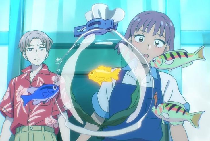 秋アニメ『でーじミーツガール』第2話「夢じゃ…ない…」場面カット到着