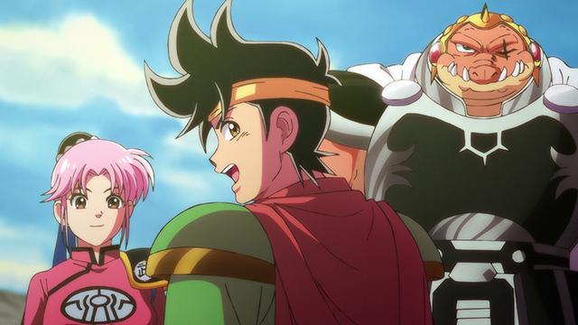 TVアニメ『ドラゴンクエスト ダイの大冒険』第52話「父子竜出陣」のあらすじ・先行場面カット公開!
