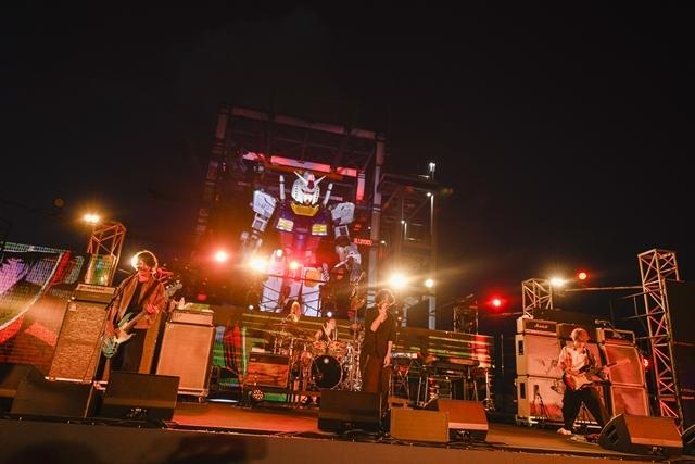 アニメ映画『機動戦士ガンダム 閃光のハサウェイ』公開から約4カ月で興行収入22億円突破! [Alexandros]LIVE中継付き上映より公式レポート到着-2