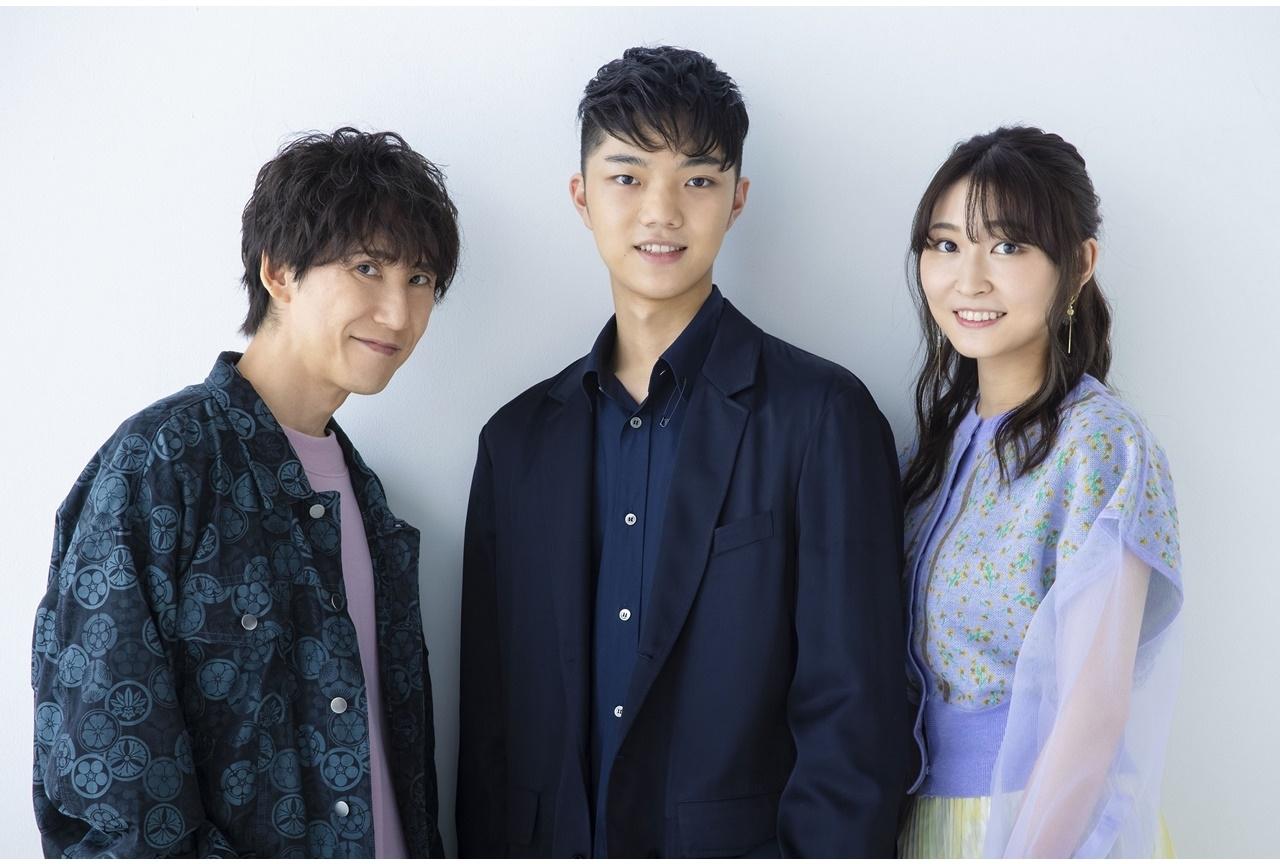 Netflix映画『ブライト:サムライソウル』野村裕基ら主要声優陣と監督の対談映像が公開