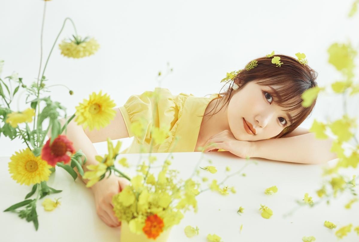 内田彩 6thシングル「Canary Yellow」ジャケット&収録内容公開