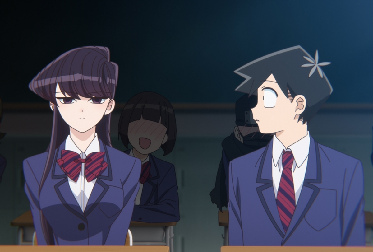 秋アニメ『古見さんは、コミュ症です。』第1話 AパートがYouTubeにて公開