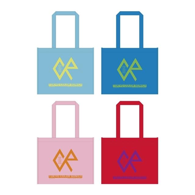 ▲AGF2021会場購⼊限定特典:不織布バッグ