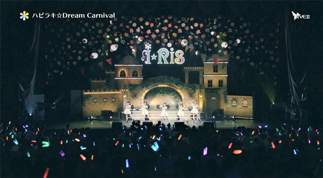 「i☆Ris」5人体制初の全国ツアー「i☆Ris 6th Live Tour 2021 ~Carnival~」LIVE BD/DVDより、ダイジェスト映像解禁
