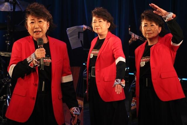 祝25周年をドタバタの爆笑でおくるのもサクラ! 横山智佐さん主催「サクラ大戦アコースティック音楽会 25周年の集い」開催!-8