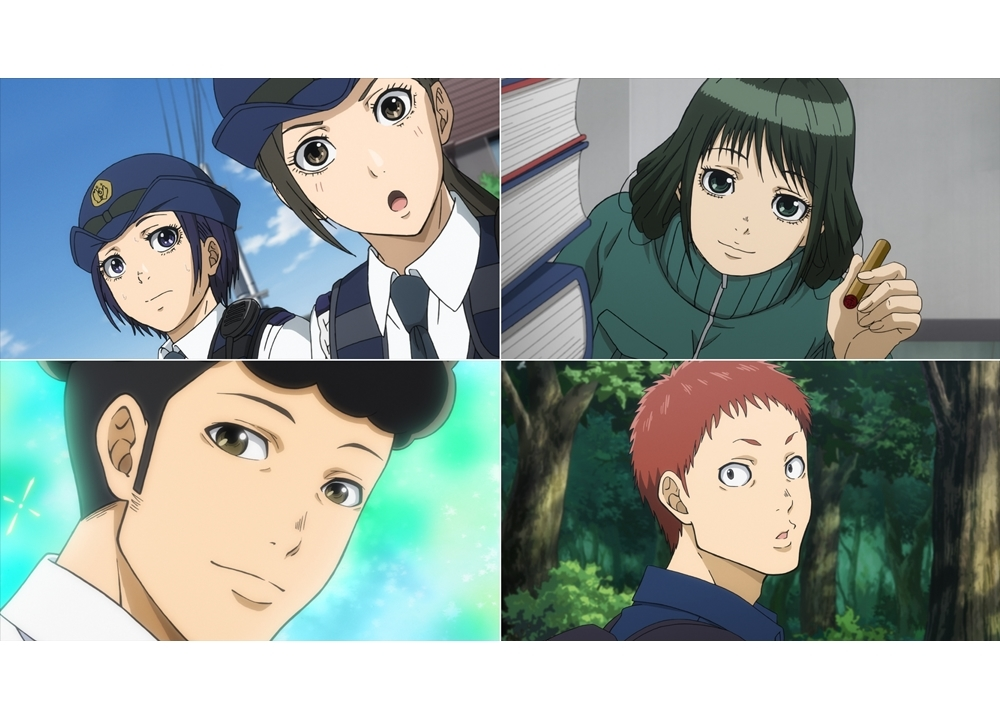 TVアニメ『ハコヅメ』2022年1月放送スタート!追加声優に鈴木崚汰ら決定