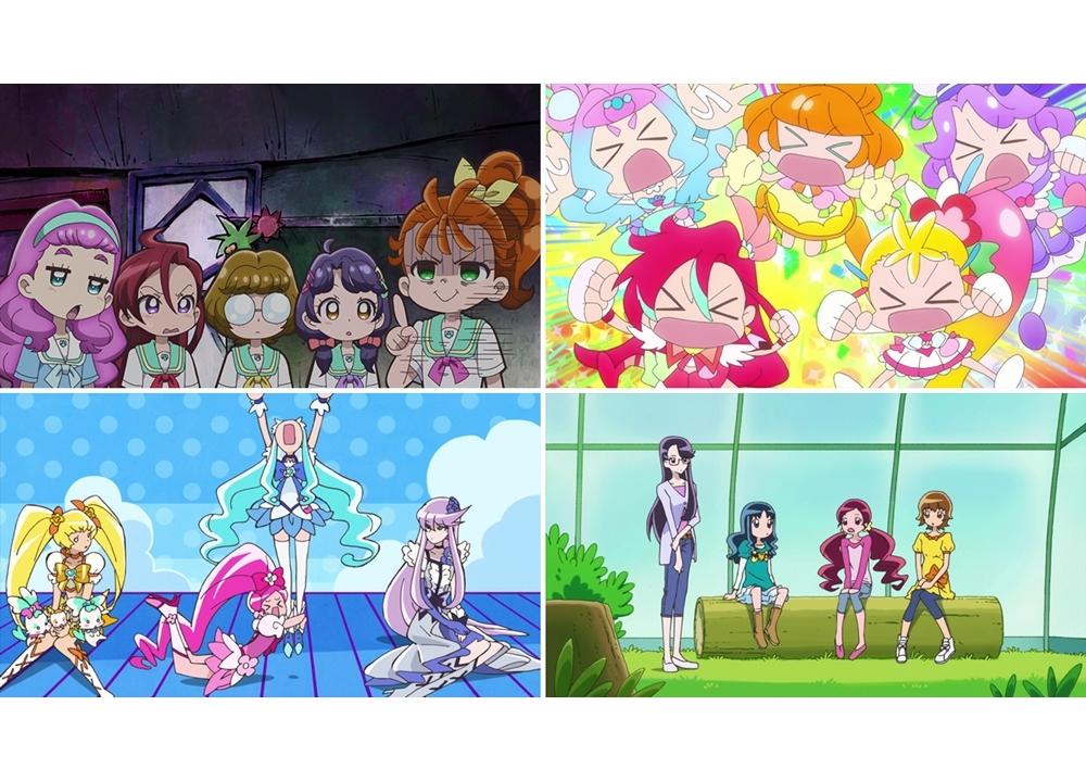 TVアニメ『トロプリ』第33話「Viva!10本立てDEトロピカれ!」先行カット到着!