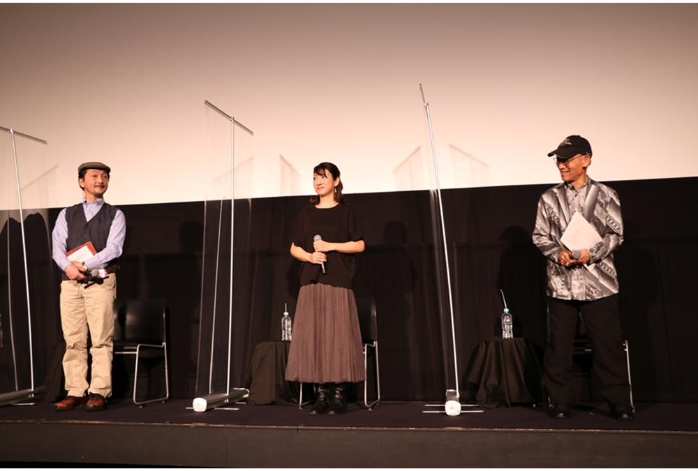 「サンフェス2021」『ブレンパワード』上映記念舞台挨拶レポ