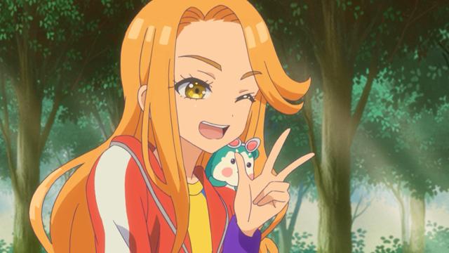 """TVアニメ『ワッチャプリマジ!』弥生ひな役・内田 彩さんメールインタビュー「ひなは""""ギャルっぽさとかっこよさ""""を兼ね備えた、キラキラとしたパワーに溢れた女の子。ひなの明るいパワーに憧れちゃいます」-3"""