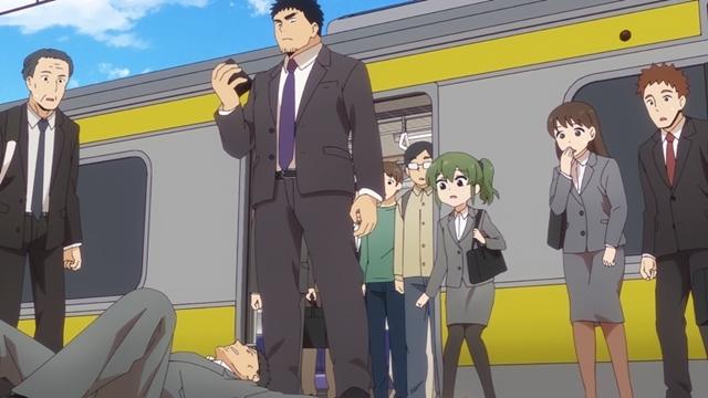 秋アニメ『先輩がうざい後輩の話』第2話「うどん、ときどき満月」先行場面カット&あらすじ到着! 双葉は「もしかしたら、武田先輩に女性として見られていない…?」と思うようになり……-5