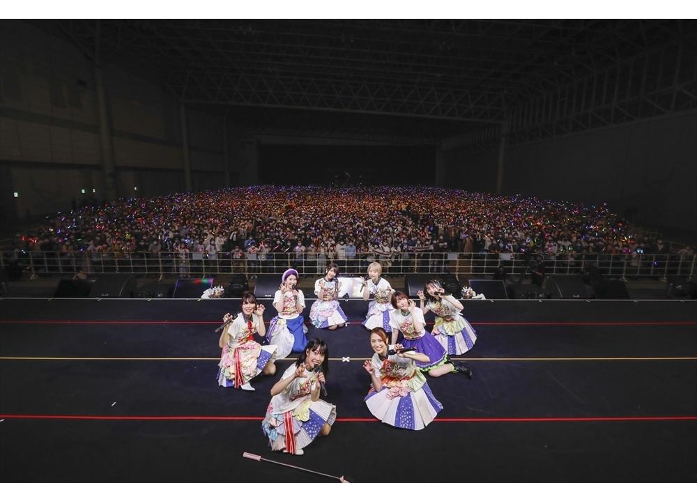 TVアニメ『ゾンビランドサガ リベンジ』幕張メッセ2DAYSライブ1日目 公式レポ到着