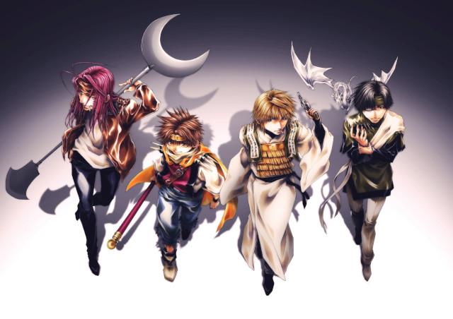 2022年1月放送のTVアニメ『最遊記RELOAD -ZEROIN-』から、キャラクター設定&画像が解禁! 新グッズ情報も到着♪-15