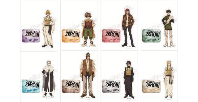 2022年1月放送のTVアニメ『最遊記RELOAD -ZEROIN-』から、キャラクター設定&画像が解禁! 新グッズ情報も到着♪-8