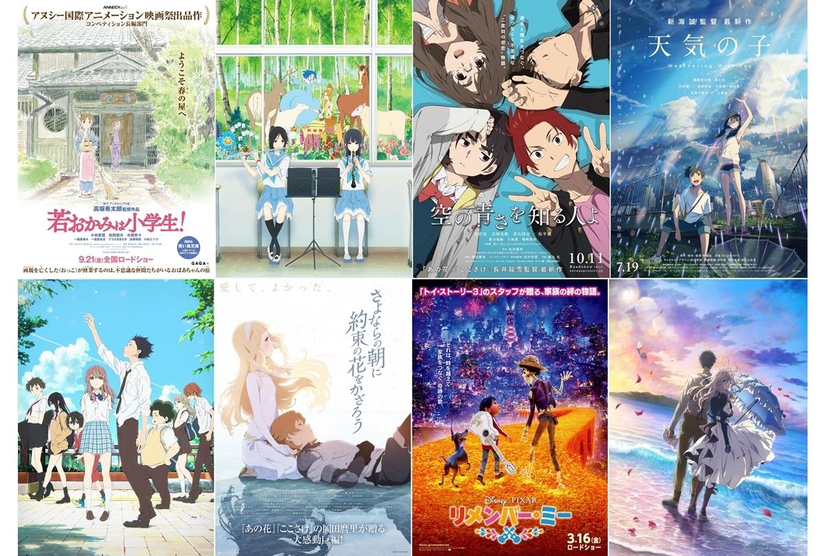 泣けるアニメ映画をご紹介【2021年版】