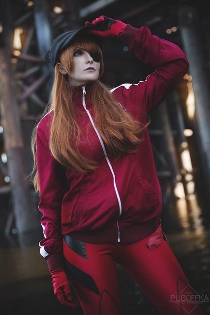 『エヴァンゲリオン』より、女性キャラクターのコスプレ特集! レイ&アスカの美しい写真をピックアップ-8