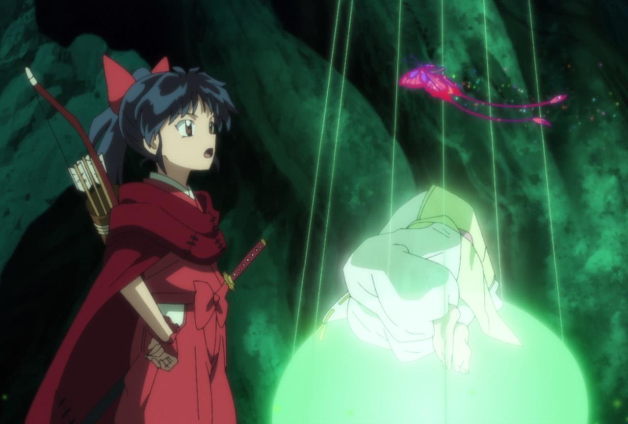 秋アニメ『半妖の夜叉姫』弐の章 第28話あらすじ・場面カット到着