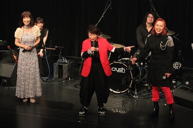 祝25周年をドタバタの爆笑でおくるのもサクラ! 横山智佐さん主催「サクラ大戦アコースティック音楽会 25周年の集い」開催!-9