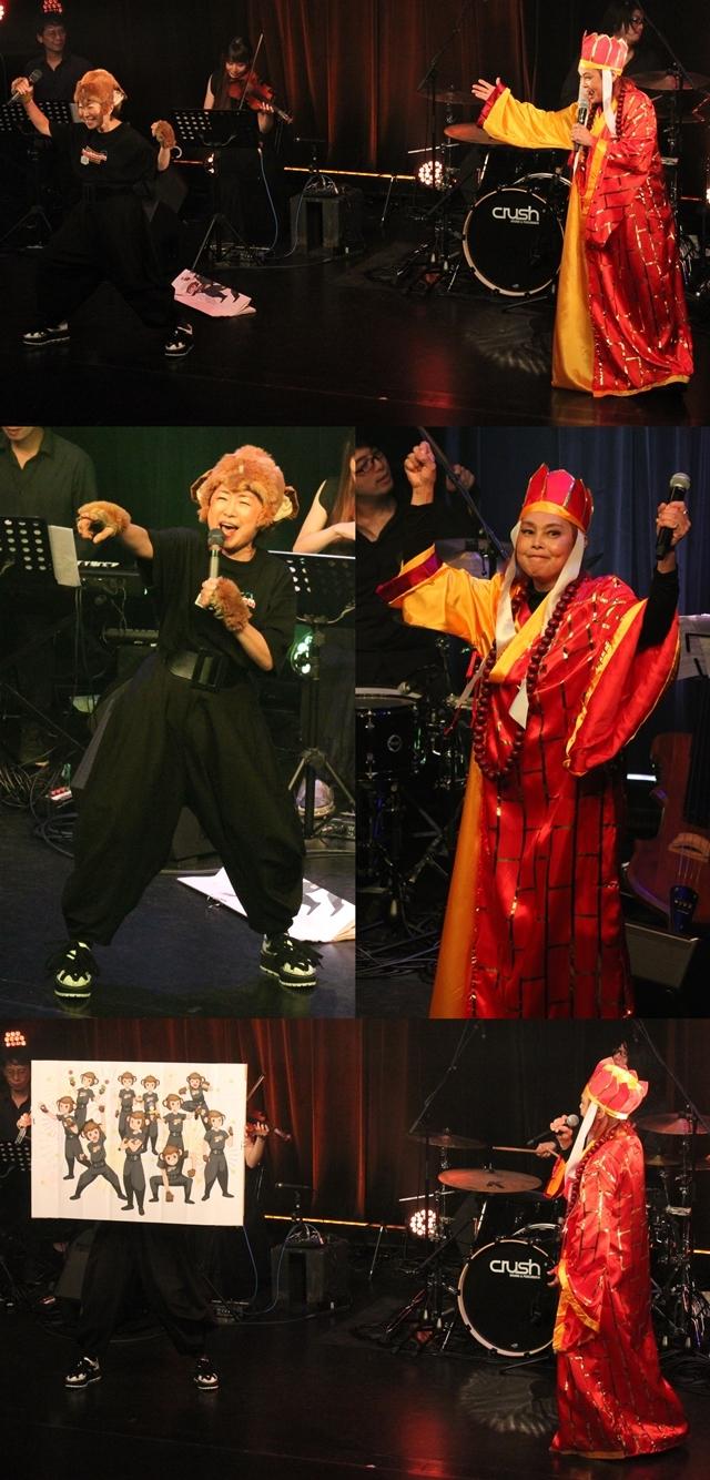 祝25周年をドタバタの爆笑でおくるのもサクラ! 横山智佐さん主催「サクラ大戦アコースティック音楽会 25周年の集い」開催!-11