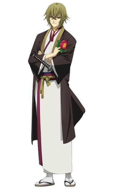 OVA『薄桜鬼』第一章「茅花流し、雲隠れの刻」あらすじ公開! 第一章先行上映会、ラジオ公開録音イベント実施決定 AGF2021描き下ろしイラスト&商品情報も到着-19