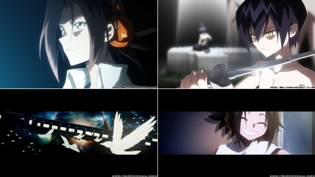 TVアニメ『SHAMAN KING』声優・水樹奈々さんが歌う第2弾OP映像、「saji」が歌う第3弾ED映像のノンクレジット版解禁!-1
