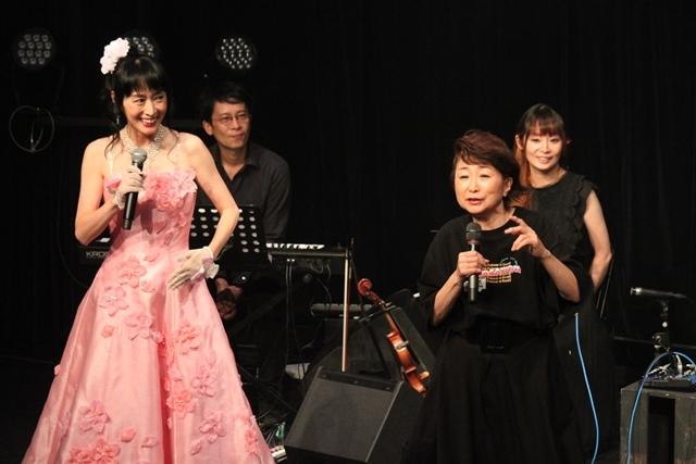 祝25周年をドタバタの爆笑でおくるのもサクラ! 横山智佐さん主催「サクラ大戦アコースティック音楽会 25周年の集い」開催!-14