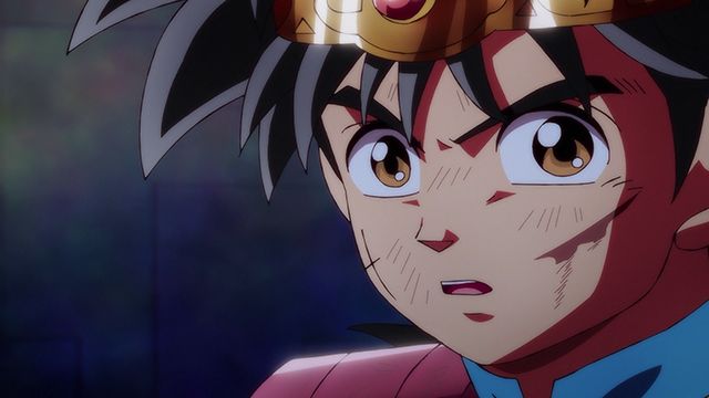 TVアニメ『ドラゴンクエスト ダイの大冒険』第54話「ハドラー対バラン」のあらすじ・先行場面カット公開!