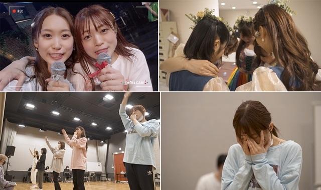 声優アイドルユニット「i☆Ris」全国ツアー「i☆Ris 6th Live Tour 2021 ~Carnival~」ライブBD&DVD収録の密着ドキュメンタリーダイジェスト映像が公開!-1