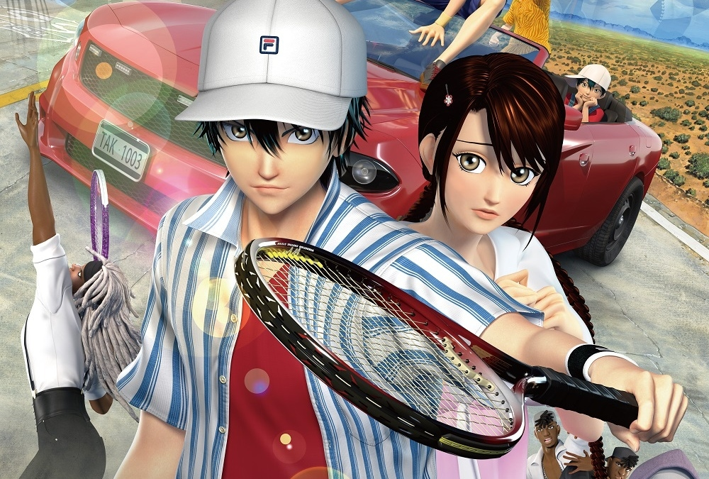 新生劇場版テニスの王子様『リョーマ!』振り付け動画が公開
