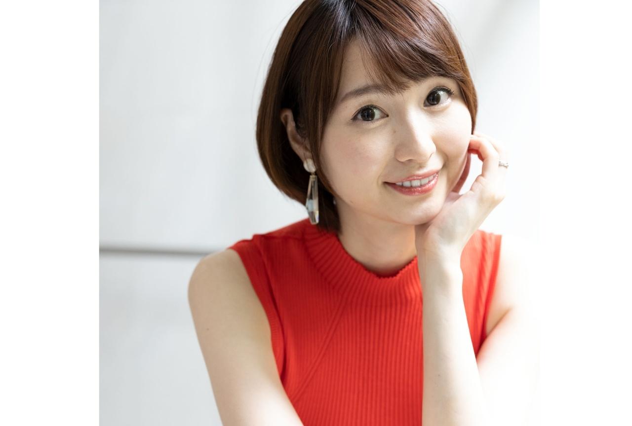 声優・戸松遥が10/26発売の「週刊SPA!」表紙に登場!