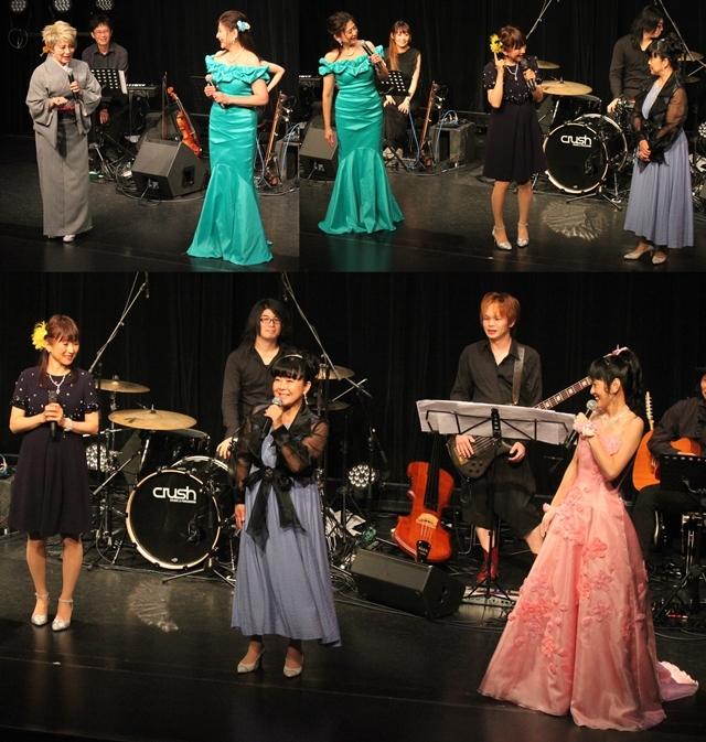 祝25周年をドタバタの爆笑でおくるのもサクラ! 横山智佐さん主催「サクラ大戦アコースティック音楽会 25周年の集い」開催!-22