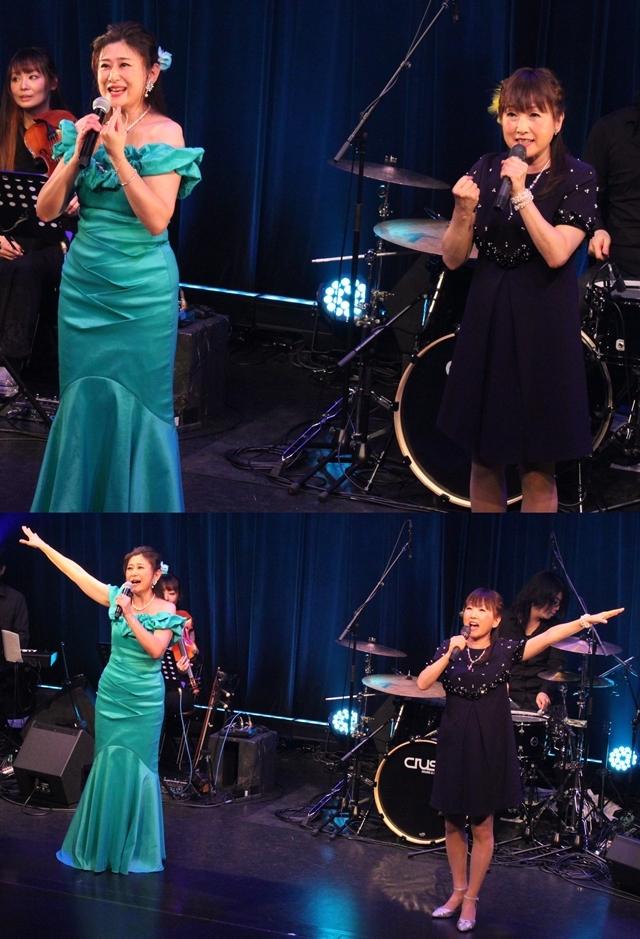 祝25周年をドタバタの爆笑でおくるのもサクラ! 横山智佐さん主催「サクラ大戦アコースティック音楽会 25周年の集い」開催!-25