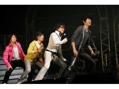音楽レーベルKiramuneが初ライブフェス『Kiramune Music Festival 2009』を開催。持ち歌全曲披露! 2010年に浪川大輔さんソロ参加のニュースも!!-1