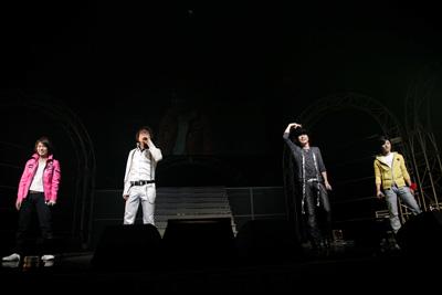 音楽レーベルKiramuneが初ライブフェス『Kiramune Music Festival 2009』を開催。持ち歌全曲披露! 2010年に浪川大輔さんソロ参加のニュースも!!-6