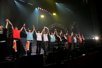音楽レーベルKiramuneが初ライブフェス『Kiramune Music Festival 2009』を開催。持ち歌全曲披露! 2010年に浪川大輔さんソロ参加のニュースも!!-10