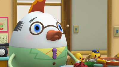 三石琴乃さんがスーパーママさんを演じる!ほんわかCGアニメ『コケッコーさん』キャスト陣に聞きました!-4