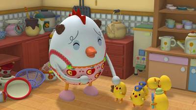 三石琴乃さんがスーパーママさんを演じる!ほんわかCGアニメ『コケッコーさん』キャスト陣に聞きました!-5