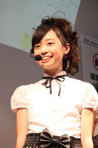 小学生アイドル・福原遥さんが番組中に料理する話題作『クッキンアイドル アイ!マイ!まいん!』がトークイベントを開催-2