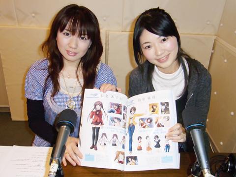 『井ノ上奈々のメモオフラジオ』よりゲストの野川さんからコメント!