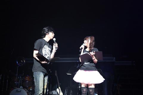 5時間で36曲を熱唱!『Live5pb.2010』レポート
